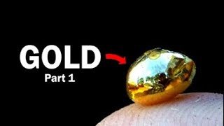 Extracting gold from computer parts (Part 1)