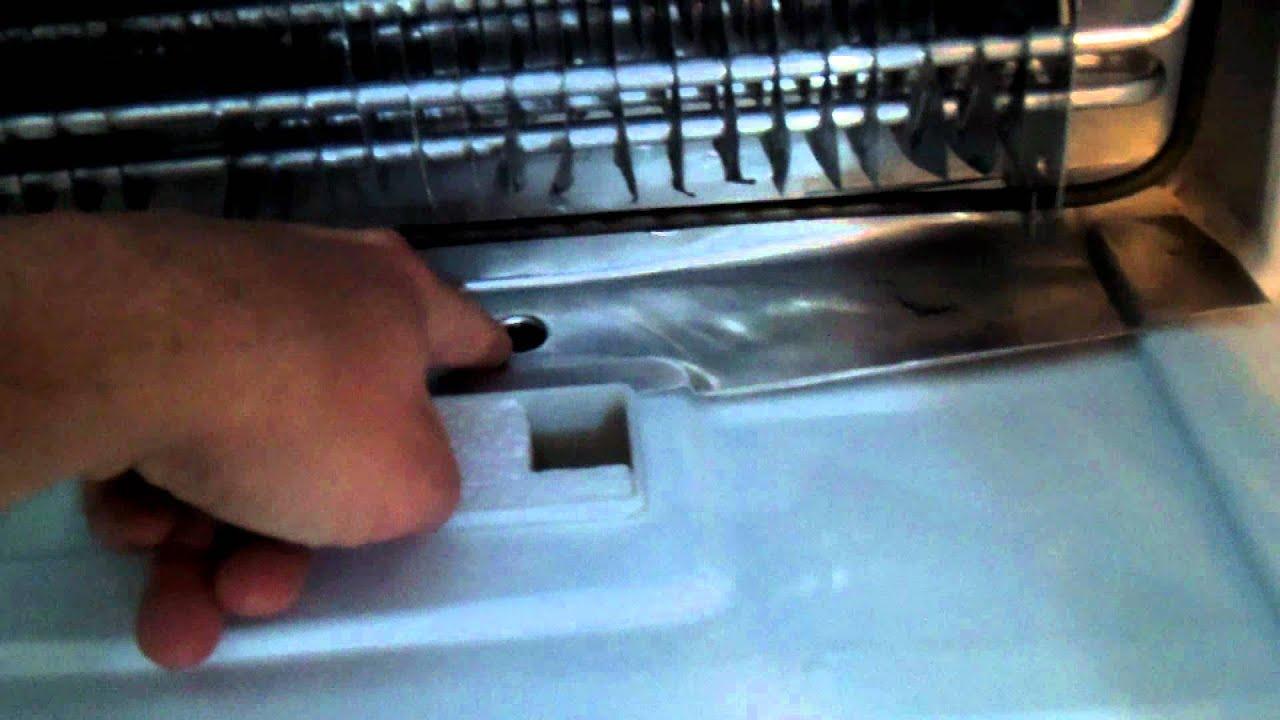 Whirlpool Leaking Refrigerator Repair Youtube