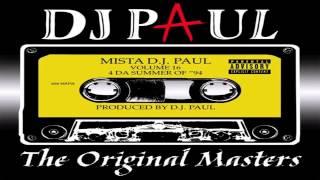 DJ Paul - Neighborhood Hoe -Track 14 (REMASTERED) Volume 16: The Original Masters