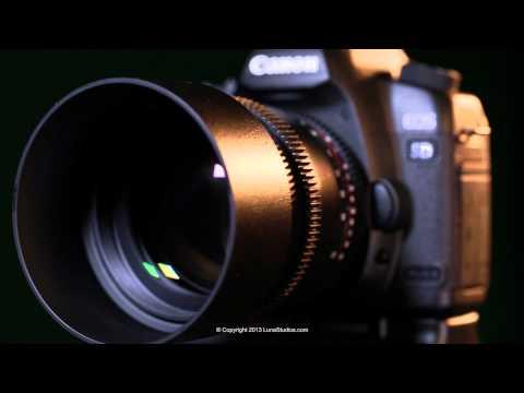 Rokinon 85mm T1.5 Cine