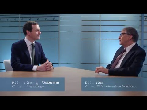 What will it take to end malaria? Bill Gates and George Osborne discuss.