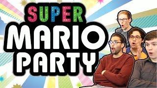 Super Mario Party Trailer Reveal! E3 Reaction!