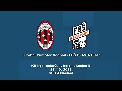 junioři KB liga, Náchod - Slavia Plzeň