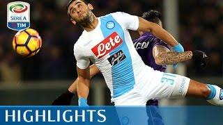 Fiorentina - Napoli - 3-3 - Highlights - Giornata 18 - Serie A TIM 2016/17