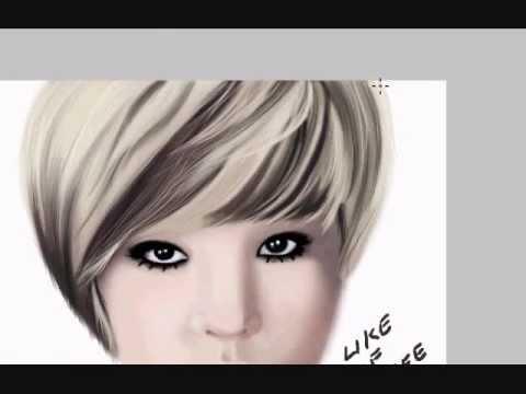 Girls Generation (SNSD) - Sunny Drawing