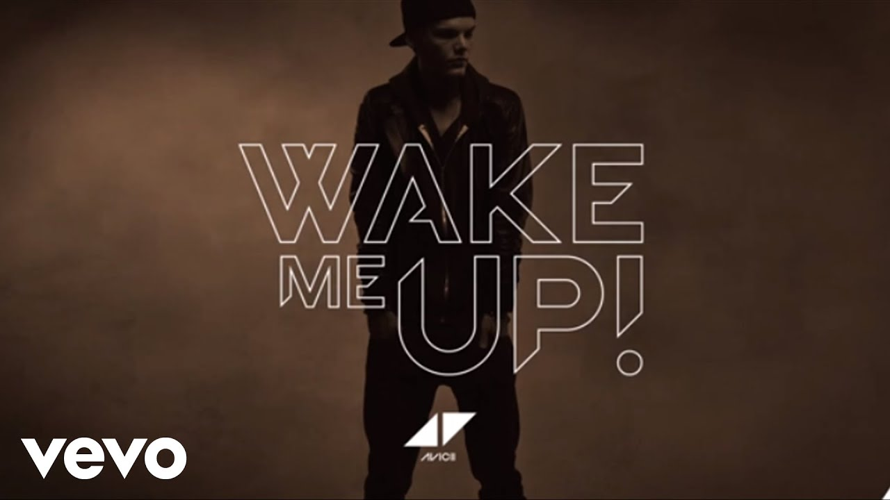 Avicii Logo Wake Me Up Avicii - Wake Me Up (P...