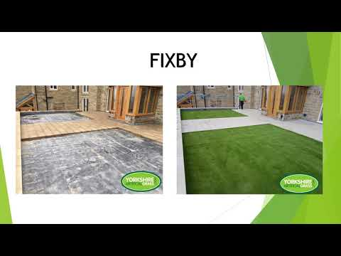 Before & After | Yorkshire Artificial Grass Ltd