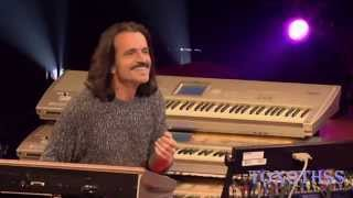 YANNI THE BEST MUSICIAN OF THE WORLD