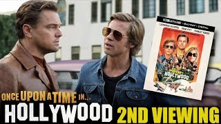 Once Upon a Time in Hollywood - Second Viewing