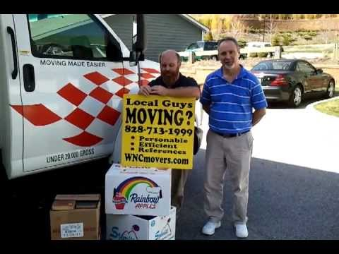 Testimonial: Local Guys Moving Were Courteous, Prompt, Efficient and Careful