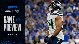 2021 Week 2: Seahawks vs Titans Preview