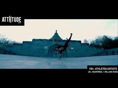 Attiitude B-boy - A day in Romania with Tiriboi