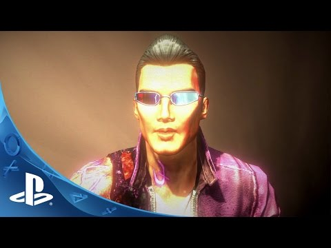 Saints Row IV: Gat Out of Hell Trailer