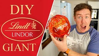 Giant Lindor made...using a Giant Lindor