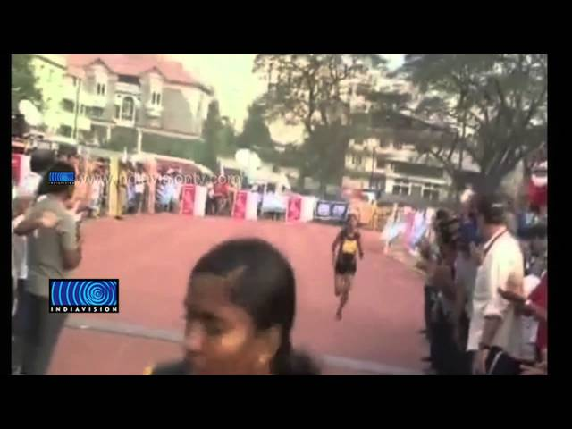 First international half marathon held in Kochi
