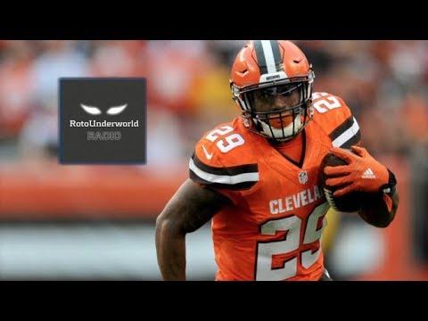 Why Duke Johnson NEEDED to land in Tampa Bay (or Houston)