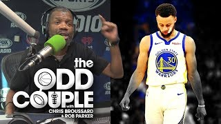 Rob Parker - Without His Weapons, Steph Curry is Nothing Special