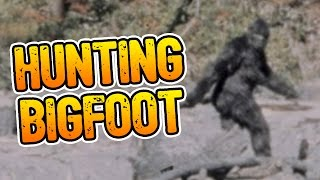 HUNTING BIGFOOT!! - Finding BigFoot Gameplay