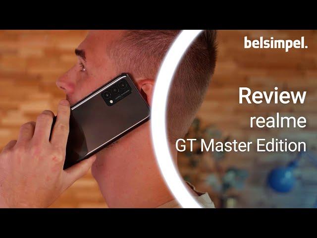 Belsimpel-productvideo voor de Realme GT Master Edition 128GB Zwart