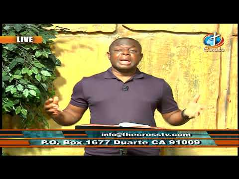 Anointing with Apostle Vincent Akosah 07-06-2020