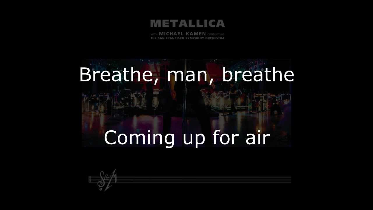 Metallica - Minus Human Lyrics (HD) - YouTube