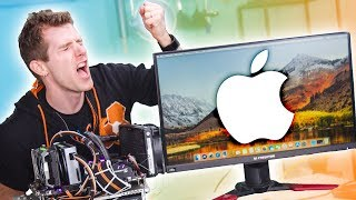 Apple won't like this... - Run MacOS on ANY PC