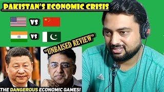 Indian Reacts to Pakistan's Current Economic Crisis | The Wide Side
