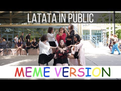 [K-pop in Public Challenge] (G)I-DLE ((여자)아이들) - LATATA (라타타) Full Dance Cover by SoNE1