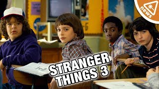 How the Stranger Things 3 Teaser Reveals More Than You Think! (Nerdist News w/ Jessica Chobot)