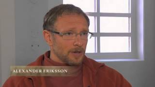 Piloten Alexander Eriksson talar ut om helikopterrånet