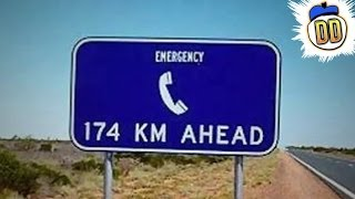 15 Terrible Road Signs