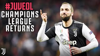 💪? READY FOR LYON! | Juventus Meet The Press and Train Ahead of Champions League Return!