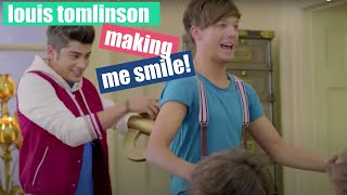 louis tomlinson moments that make me smile like an idiot