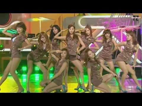 SNSD(소녀시대) - GENIE 소원을말해봐 Stage Mix~~!!