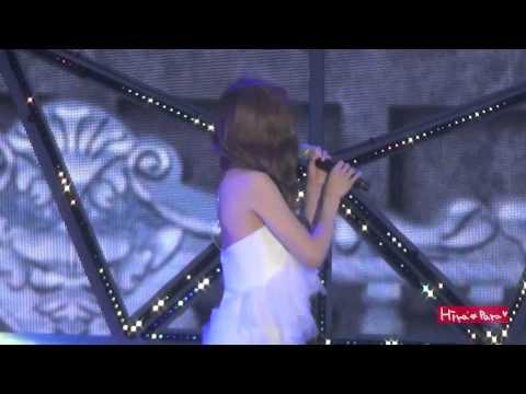 150321 Kangta × Tiffany - Say Something @SMTown in Taiwan