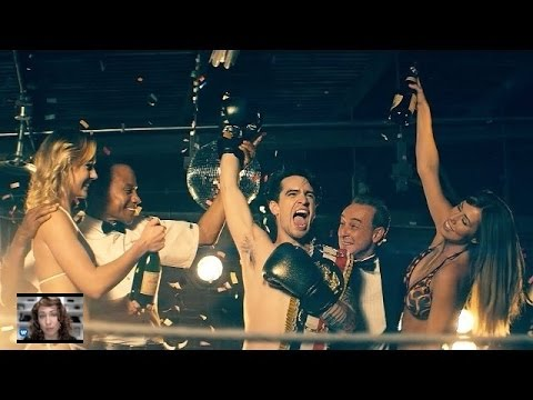 Panic! At The Disco: Victorious [OFFICIAL VIDEO]