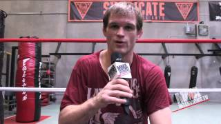Evan Dunham Fight Feature Video for UFC on FX 8