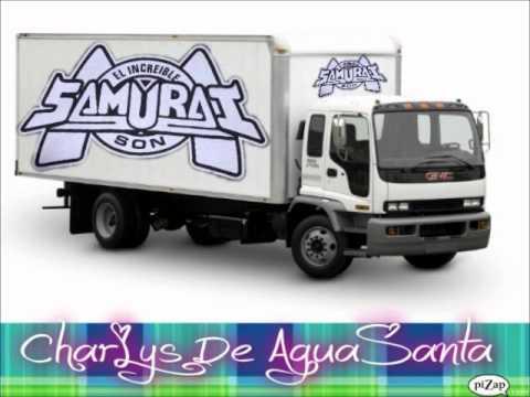 Sonido Samurai - La Cumbia Del Camioncito.