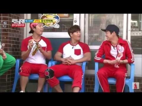 kwangsoo and jongkook funny rm moments