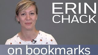 Author Erin Chack on simple words and bookmarks | Author Shorts