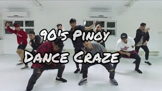 90`s Pinoy Dance Craze | Mastermind