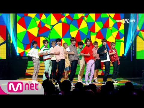 [Golden Child - DamDaDi] KPOP TV Show | M COUNTDOWN 170921 EP.542