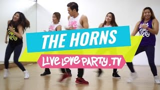 The Horns Challenge | Zumba® | Live Love Party