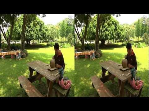 [3DHV] 邱泰洋雕塑作品展-築夢踏石