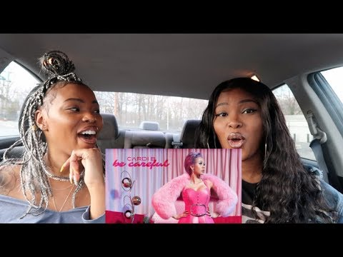 Cardi B - Be Careful [Official Audio] REACTION