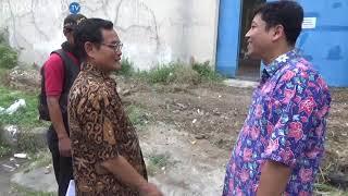 PEMKOT SOLO SIAPKAN PASAR DARURAT PEDAGANG PASAR LEGI