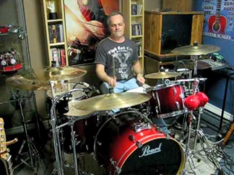 My Sharona - The Knack - Drum Cover by Domenic Nardone