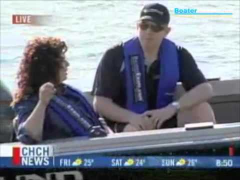CHCH News - Beer on Pier & Operator Awareness
