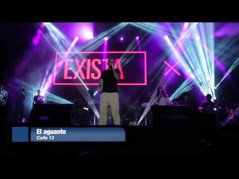 Concierto de Calle 13 en Costa Rica (2014)