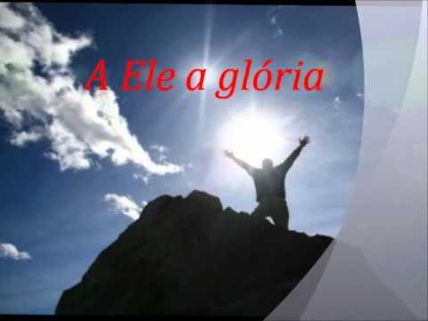 Baixar A ele a glória-Diante do Trono